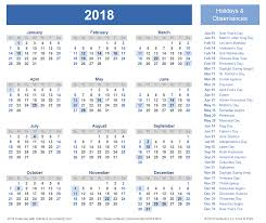 2018 year planner printable download