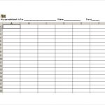 Simple Blank-Spreadsheet-PDF-Template-Free-Download and blank spreadsheet form