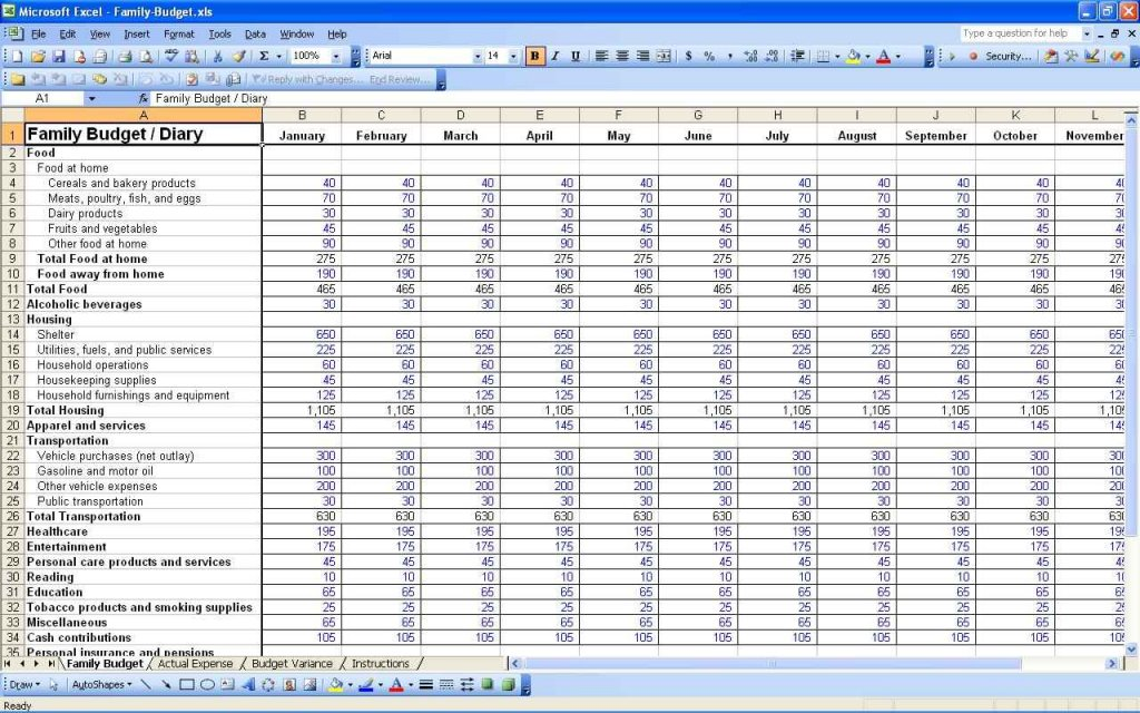 accounting spreadsheet for small business spreadsheet
