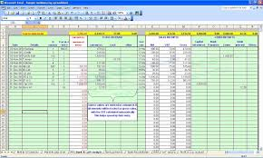 accounting spreadsheet google download