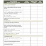 corporate event planning checklist template download