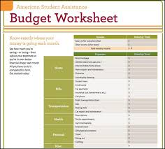 dave ramsey budget excel template download