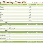 event party planning checklist pdf download