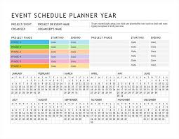 event planning checklist printable download