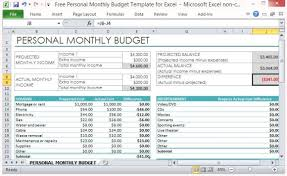 excel budget planner download
