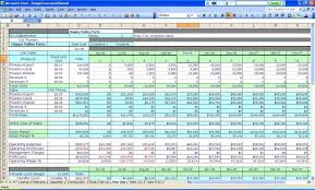 free accounting spreadsheet templates for small business download