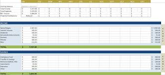 free budget spreadsheet download