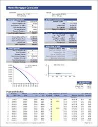 free mortgage calculator tool excel download