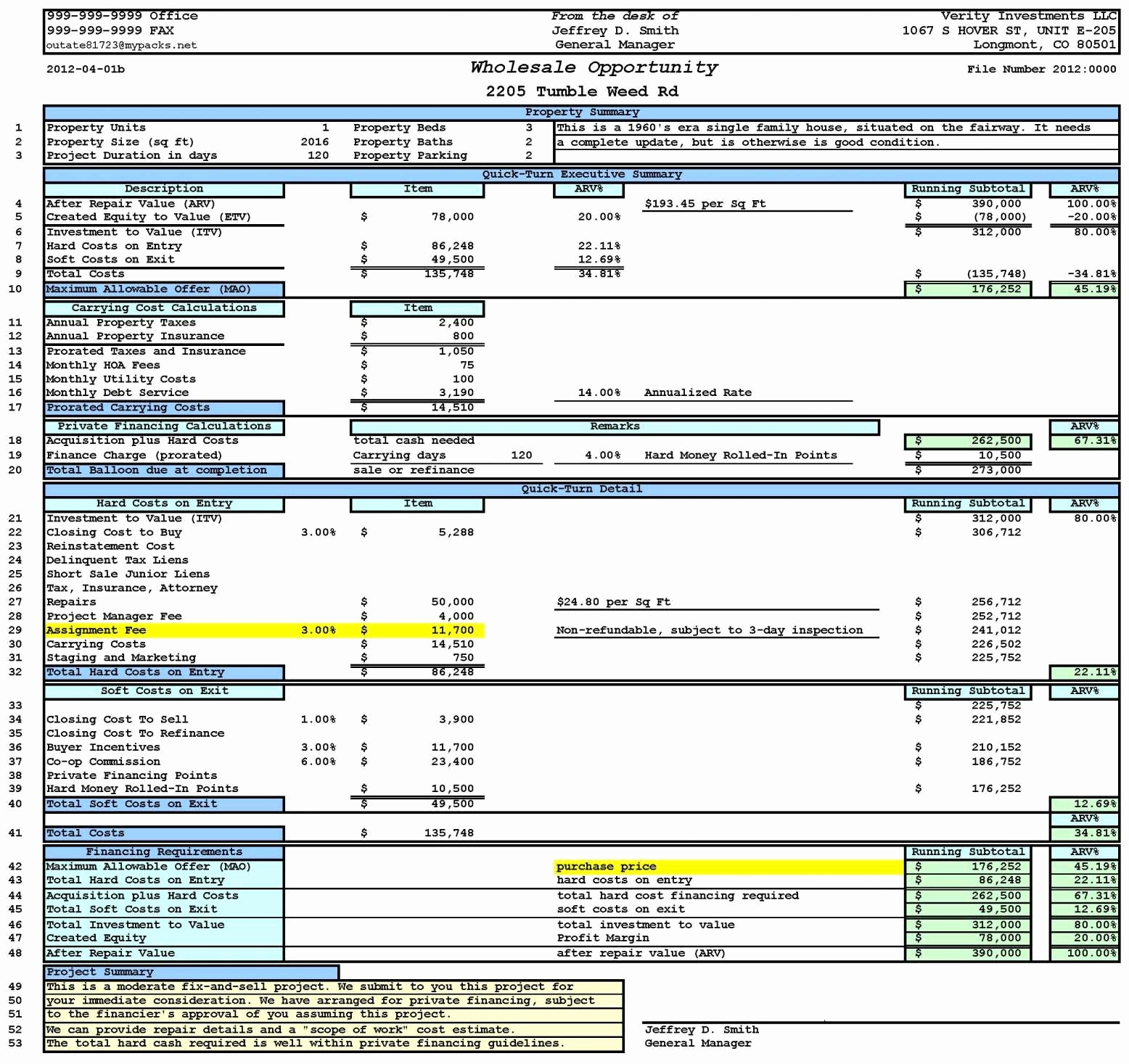 goodwill donation excel spreadsheet Awesome Spreadsheet Templates Free Investment Property Calculator Excel
