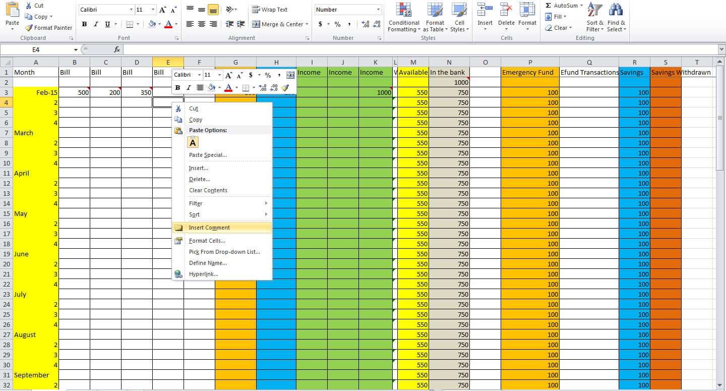 how to make a spreadsheet in google docs free