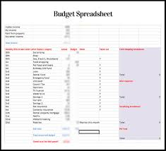 life and finances budget download
