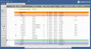project management dashboard excel template download