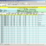 sample excel spreadsheet templates for tracking