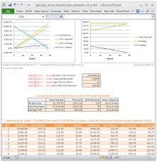 student loan excel template download