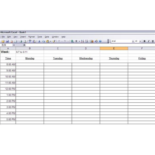 how to make excel spreadsheets perform better