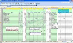 Up2date Bookkeeping Spreadsheet Download