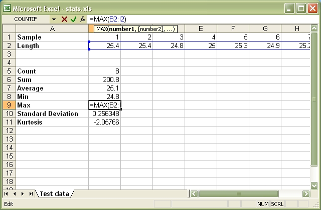 what is formatting in excel definition