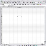 blank spreadsheet template pdf