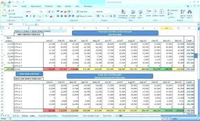 budget vs actual spreadsheet template download
