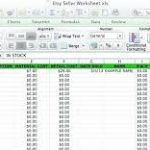 examples of business spreadsheet download