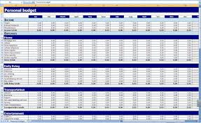 free download budget templates for excel