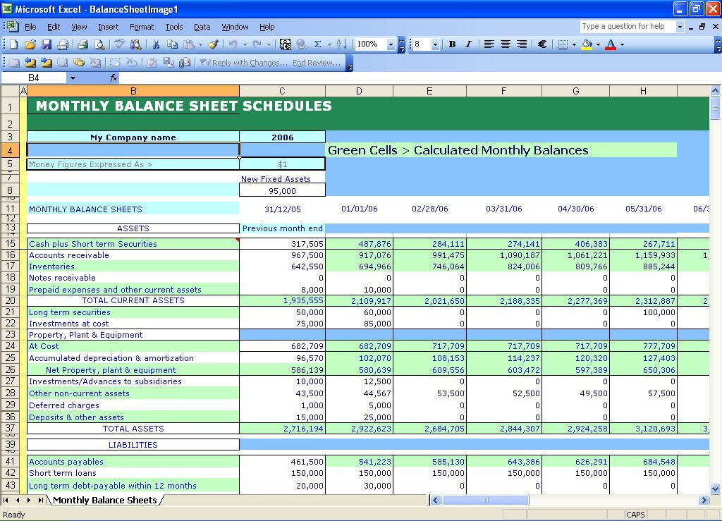 how to create a spreadsheet in excel 2016