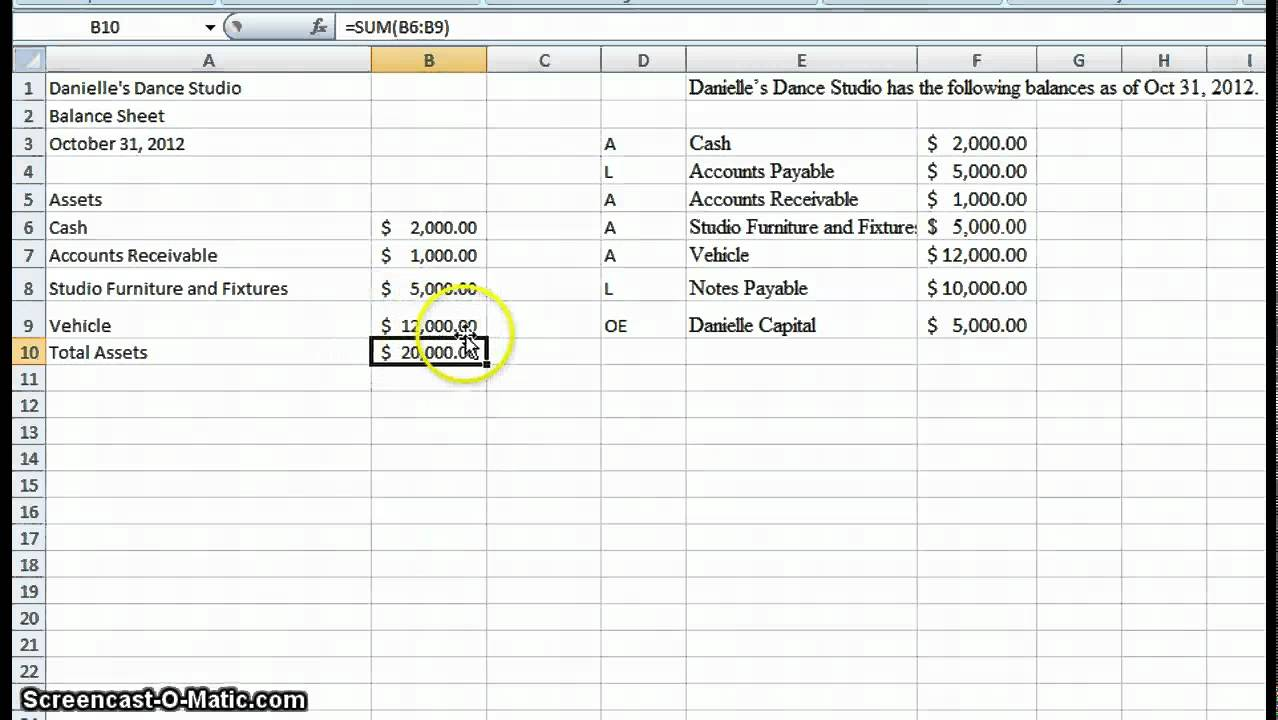 how to create an excel spreadsheet with formulas. Black Bedroom Furniture Sets. Home Design Ideas