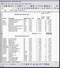accounts receivable excel spreadsheet template download