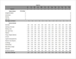 basic accounting spreadsheet template download