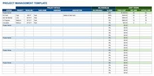 best spreadsheet for project tracking download