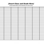 blank spreadsheet to print free download