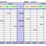 free accounting spreadsheet templates for small business Inspirational Excel Accounting Template For Small Business 4 Small Business