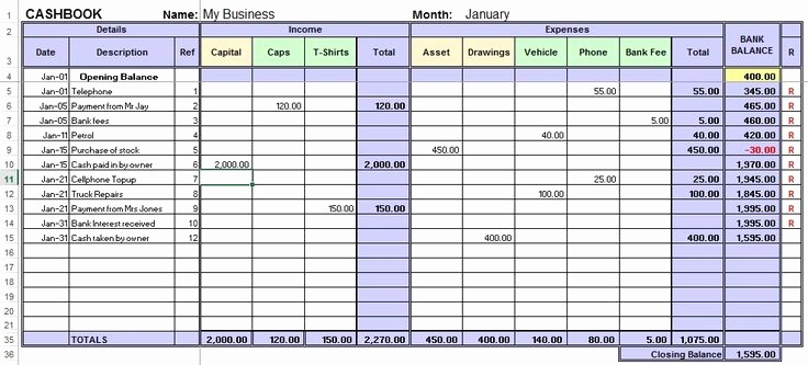 Free accounting spreadsheet templates for small business free accounting spreadsheet templates for small business inspirational excel accounting template for small business 4 small fbccfo Gallery