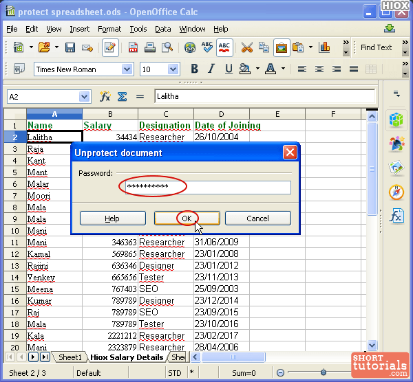 how to unprotect excel sheet without password 2016