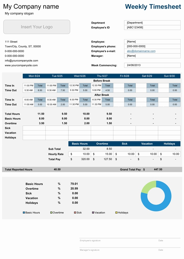 nanny tax calculator spreadsheet Elegant Net Pay Check Calculator for Excel