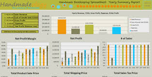 self employed bookkeeping template download