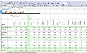 accounting in excel format free download download