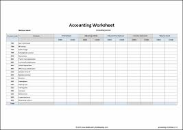 accounting spreadsheet examples download