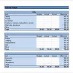 best budget calculator excel download