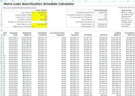 excel amortization schedule with irregular payments download