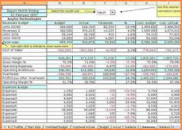 excel for small business bookkeeping download
