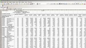 excel ledger template with debits and credits download