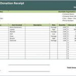 excel spreadsheet for church contributions download