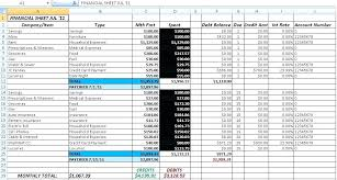 free accounting excel templates download