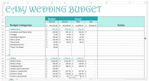 free monthly budget template download