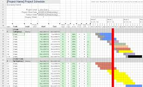 gantt chart template google sheets download