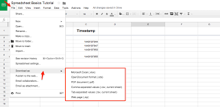 gmail to spreadsheet script download