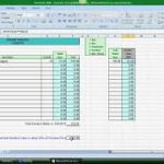 goodwill donation spreadsheet template download