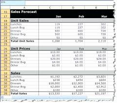 how to forecast in excel based on historical data download