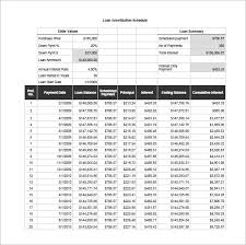 loan payment calculator excel free download